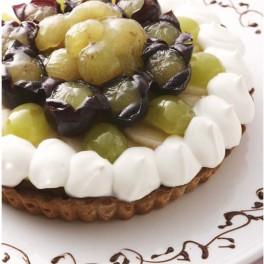 ぶどうのケーキ